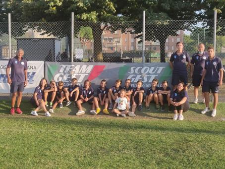 Sempre presenti dentro e fuori dal campo. Torneo Biolabor a Livorno organizzato da Livorno Sorgenti