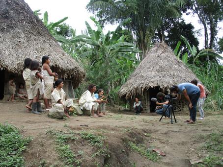 El documental que habla del espíritu celebrativo de la comunidad kogui