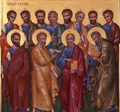 Os apóstolos iam à Missa?