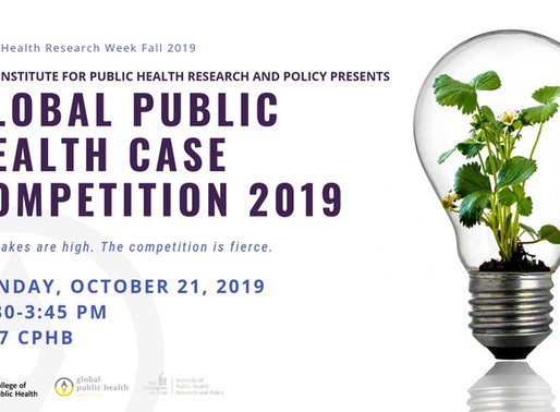 University of Iowa Global Health Case Competition | Fall 2019