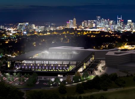 Nashville SC Provide Stadium Update, New Renderings