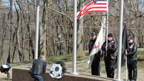 Rolling Thunder honors fallen soldier