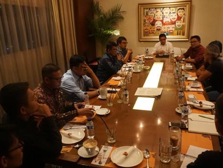 MoU YMS dan ISKINDO (Ikatan Sarjana Kelautan Indonesia) untuk Ekspedisi Pinisi Bagi Negeri
