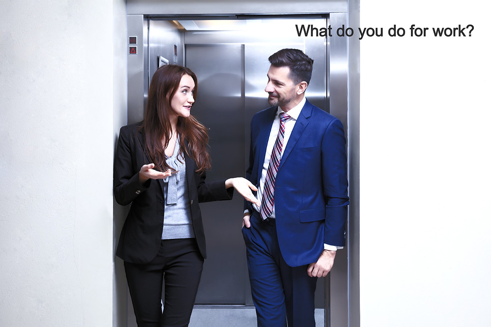 About The Elevator Pitch.