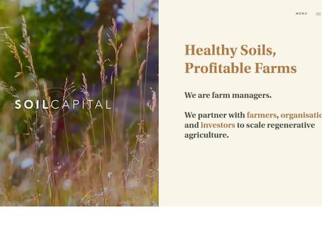 Здорові ґрунти,прибуткові ферми.