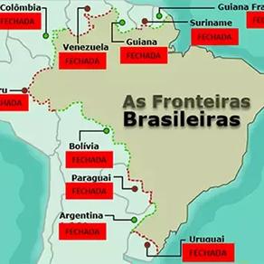 El gobierno restringe la entrada de extranjeros a Brasil por 30 días más.