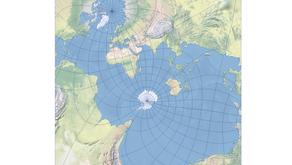 Fun world maps!