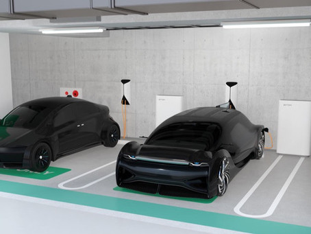 Cell Signal Required by Car Charging Stations Must Be Delivered by Pros