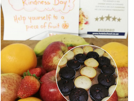 World Kindness Day @ IHS DBN