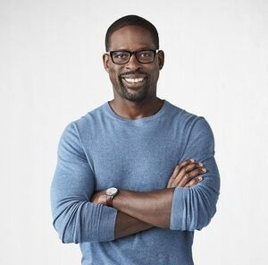 Sterling K.Brown as Randall Pearson This is Us