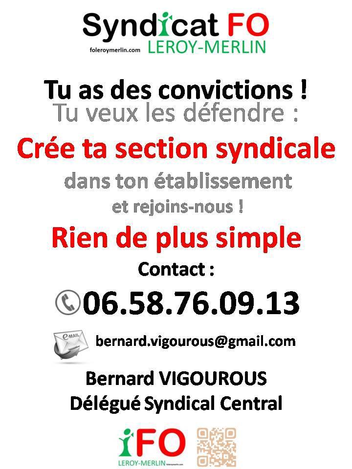 Leroy Merlin Force Ouvrière Syndicat Leroy Merlin Fo Lm