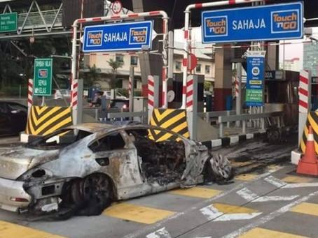 Pencegahan Kebakaran Kereta