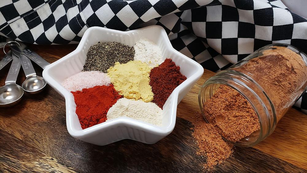 Keto Beef Dry Rub Recipe