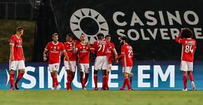 Rio Ave 1-2 Benfica: 3 pontos, nada mais