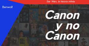 EL CANON Y NO CANON