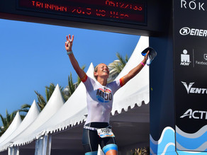 70.3 Ironman World Championships- All about the catch up!!