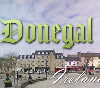 Dear Old Donegal (virtual tour and folk song)