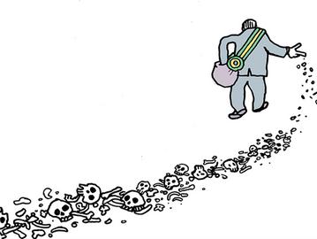 Mortos de Brasil