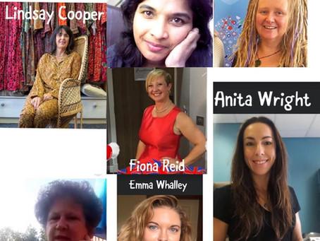 GG Womens Online Network Meeting Blackpool & The Fylde