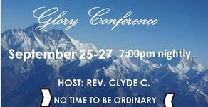 김석재목사 Kingdom Glory Ministries 초청집회 150925-27
