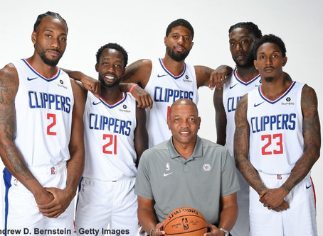 Meet the Clippers Ideal Closing Lineup
