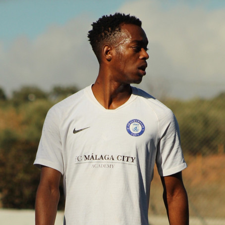 Nicky Guyo Re-Signs For CD Almuñecar City 🇿🇼