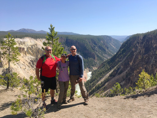 No planning? No problem. How to visit and Enjoy Yellowstone with only one day of planning (Part 2)