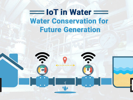Smart Water Management with IoT