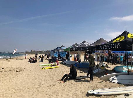 The Line Up – A South Bay Surf Contest
