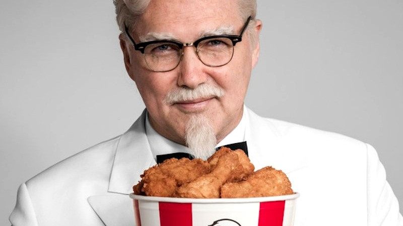 Kentucky Fried Chicken - Empresário de sucesso no Startblog