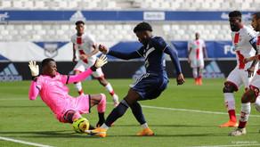 Bordeaux 3-0 DFCO : Au bord du gouffre