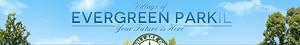village of evergreen park illinois logo