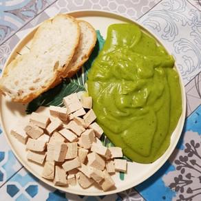 Paté di verdure e tofu