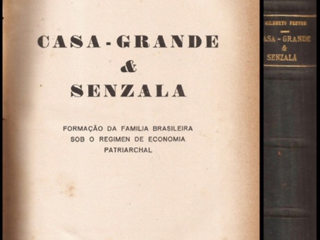 Book Review: The Masters and the Slaves (Casa-Grande & Senzala)