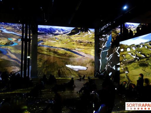 Terra Magnifica, une exposition immersive par Yann Arthus Bertrand