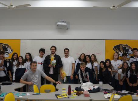 Palestra: como criar campanhas e incentivar um mundo melhor com Thiago Marti