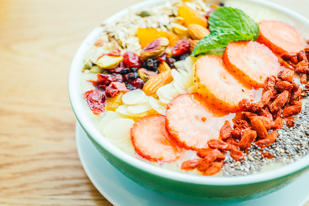 Health blog on food to eat before yoga by Nth Sense