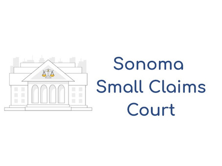Sonoma County Small Claims
