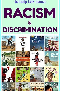 37 Children's Books to Faciliate Discussions on Racism