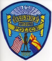 The Bisbee Police Beat May - June 2018
