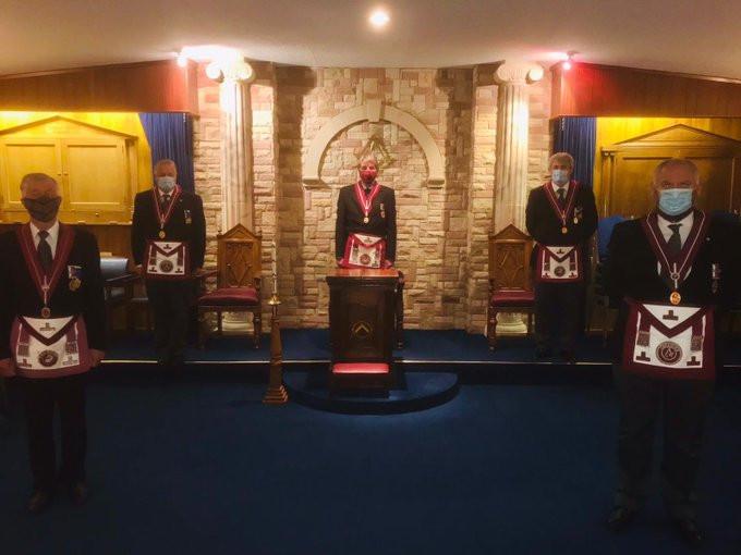 Freemasonry - Saturday 26th September