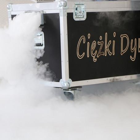 Jak powstaje ciężki dym