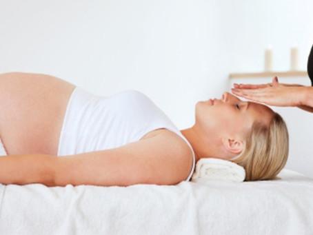 Reiki en Zwangerschap een bijzondere combinatie