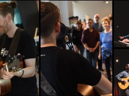 Neu! Hauskonzert mit Musikkabarettist Thomas Franz-Riegler buchen
