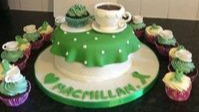 MacMillan Charity Tea Raises £400!