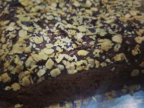 Recipe: Oats Banana Choco Cake