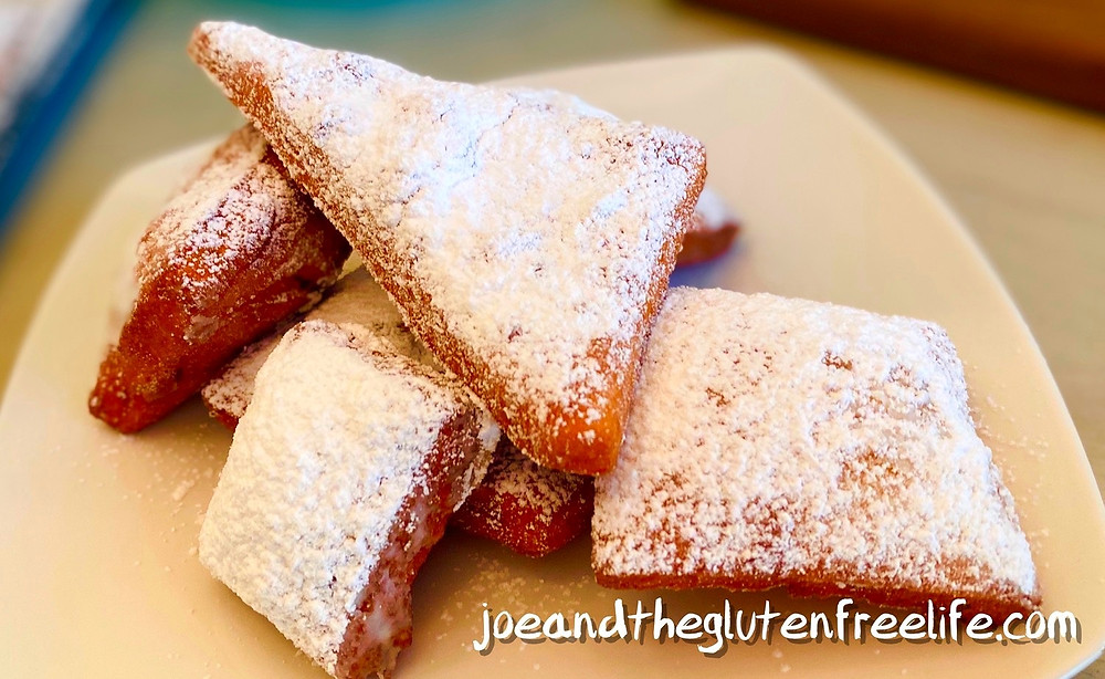 An easy recipe for New Orleans' traditional fried Beignets!