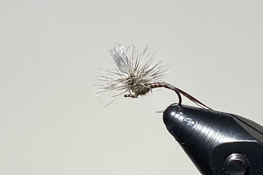 Klinkhammer imitative dry fly pattern