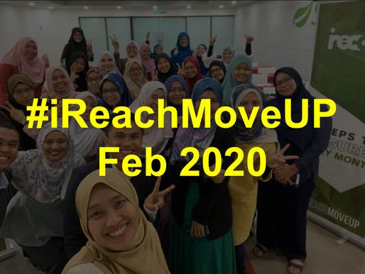 Seminar #iReachMoveUP Feb 2020