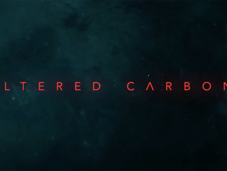 Netflix and Review: Altered Carbon (Season 1)